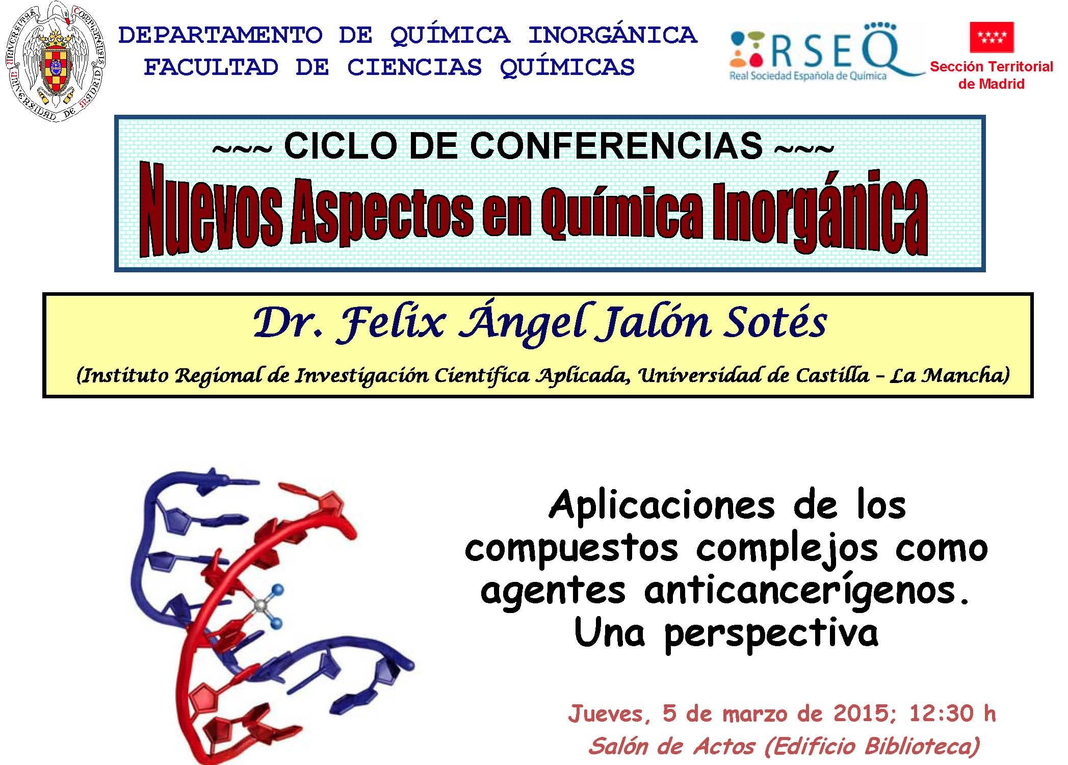 Aplicaciones compuestos 3ª conferencia