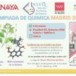 Normativa de la Olimpiada de Química de Madrid 2020