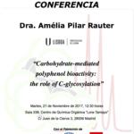 Carbohidratos y actividad biológica