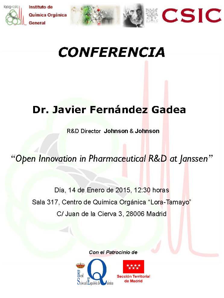 ConfJavierFernándezGadea