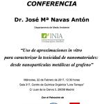 Nanotoxicología experimental