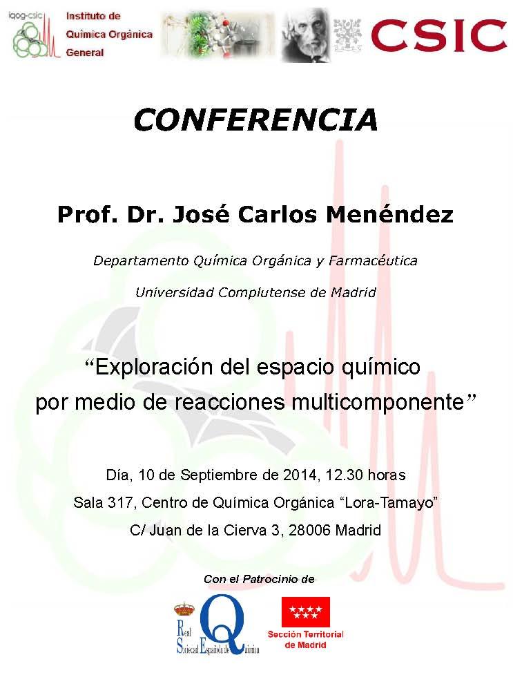 ConferenciaJCMenéndezRamos