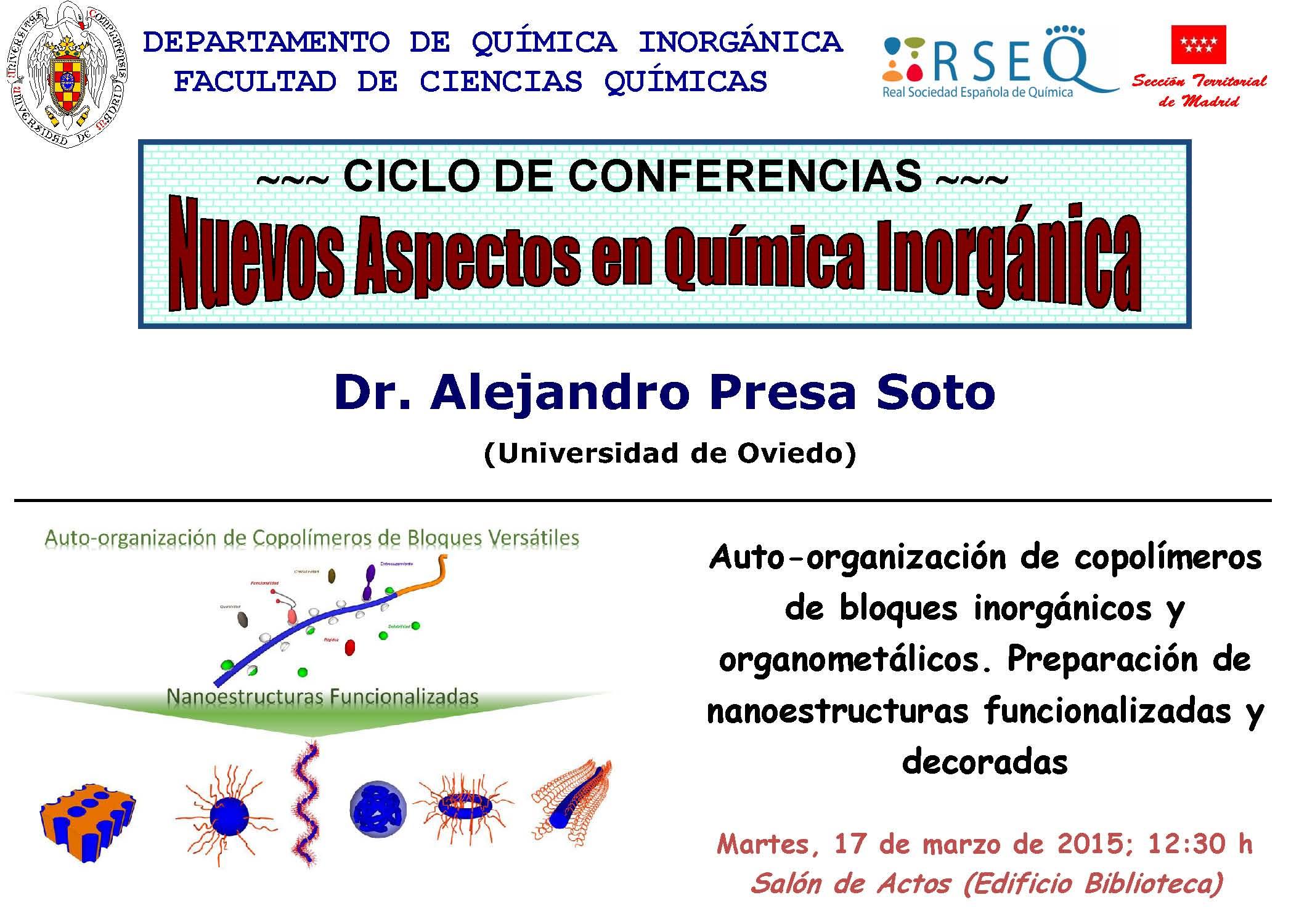 Copolímeros 5ª conferencia