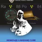 Homenaje a Marie Curie en el Año de la Química
