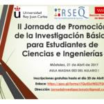 Jornada de Promoción de la Investigación