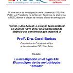 Premios de la RSEQ-STM a tesis doctorales