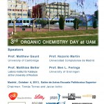 Organic Chemistry Day at UAM