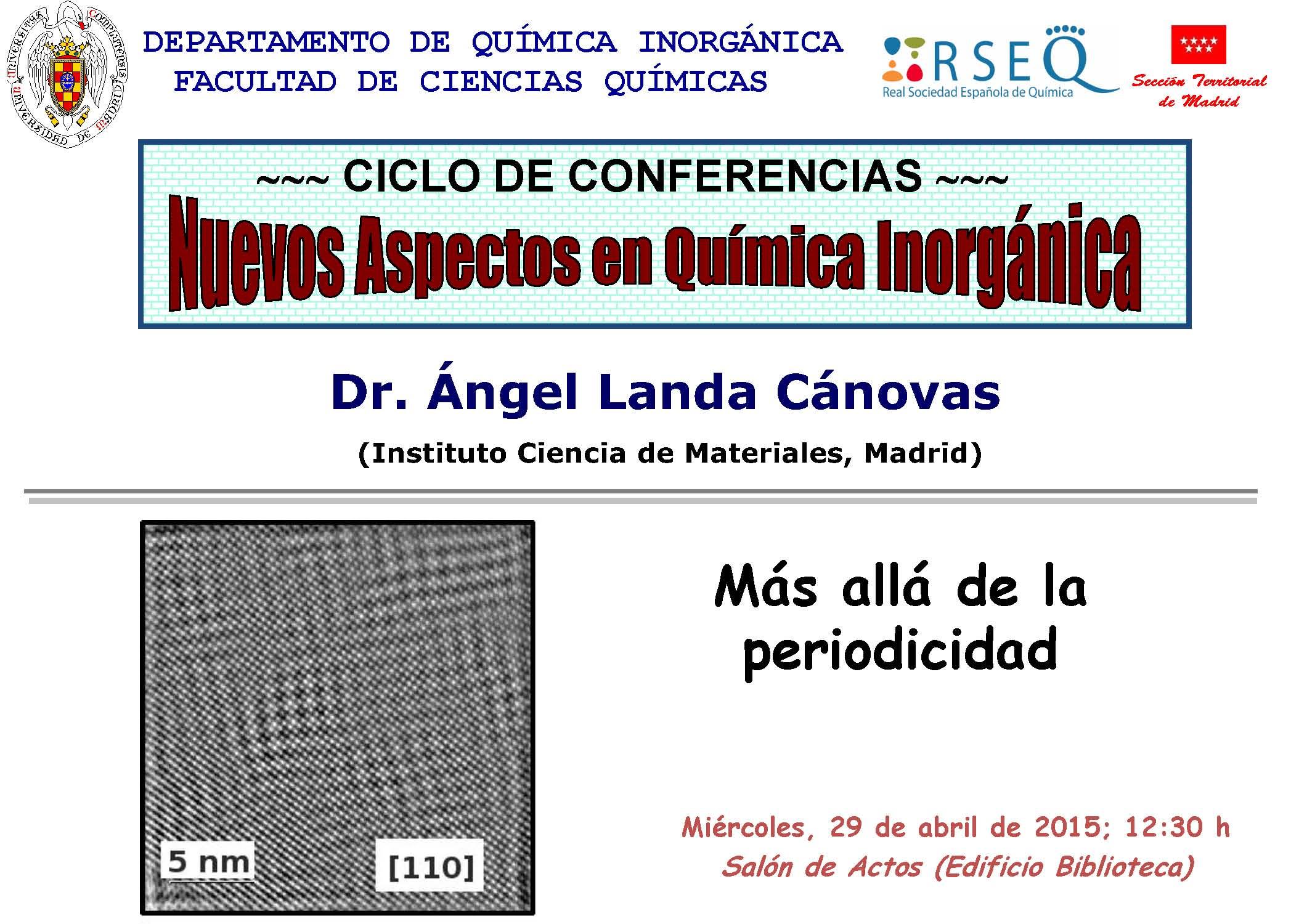 Periodicidad 9ª conferencia