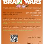 """IV """"Brain Wars: The future is in your hands"""""""