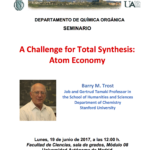 Conferencias de Trost en Madrid