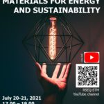 WORKSHOP: MATERIALS FOR ENERGY AND SUSTAINABILITY